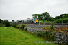 22031 passes Lavistown West Jct. with the 0750 Waterford - Heuston. Fri 18.07.14