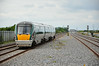 22061 departs Clondalkin / Fonthill with a well loaded 1415 Heuston - Portlaoise. Fri 11.07.14