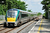 22015 departs from Portlaoise with the 1120 Cork - Heuston. Fri 25.07.14