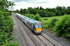 22034 120 Limerick - Heuston at Kilbride Bridge, Portarlington. Sun 27.07.14