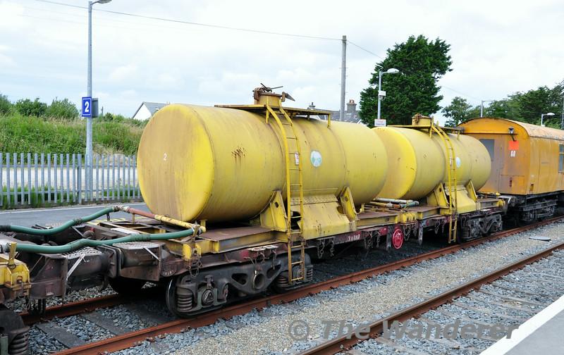 30181, weedspray train wagon. Mon 21.07.14