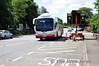 After walking out from Killarney to Fossa, Bus Eireann's SP57 arrives to take me back into Killarney. It was working route 279 1435 Tralee - Killarney via Killorglin. Sat 14.06.14