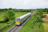 22004 + 22053 pass Shanderry with the 1305 Galway - Heuston. Mon 02.06.14