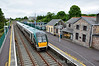 22018 stands at Rathmore with the 1725 Mallow - Tralee. Fri 13.06.14
