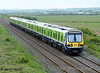 29024 + 29013 pass Gormanston Airfield with the 1315 Pearse - Drogheda. Sun 01.06.14<br /> <br /> Photo courtesy of Barry Pickup.