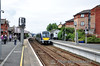 4020 stands at Whitehead. It will work the 1145 back to Great Victoria Street. Thurs 12.06.14