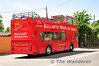 Three new bus companies have started operations in Killarney. Two of them use a double decker bus. On of them is Killarney Heritage Trail uses reg 92-WH-8009. It is pictured at Fossa, Killarney. Sat 14.06.14