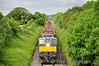 We catch up with 084 & the 1105 Westport - Waterford Timber once again at Oghill Bridge between Cherryville Jct. & Athy. Mon 02.06.14