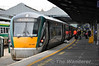 22046 at Heuston Station. It would be forming the 1215 Commuter service to Portlaoise. It had earlier worked the 0855 from Limerick. Sat 15.03.14