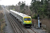 4008 passes Kilbride Bridge with the 1320 Cork - Heuston. Loco 226 was proelling. Sun 23.03.14