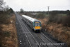 Following one signal section behind was 22013 working the 1220 Cork - Heuston.  Clonkeen Bridge. Fri 21.03.14