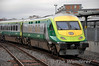 MKIV Generator Car 4007 in the consist of the 1100 Heuston - Cork. Sat 15.03.14