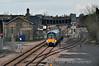 22043 passes Ballybrophy. 1500 Heuston - Cork. Sun 23.03.14