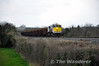 083 passes Killinure with the 1105 Ballina - Waterford Timber. Mon 17.03.14