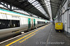 22020 + 22051 stabled at Platform 2 at Heuston. The pair had earlier worked the 1130 ex Portlaoise and would later be forming the 1635 to Galway. Sun 11.05.14