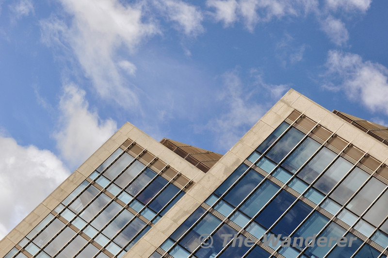 Citi Bank, George's Quay Plaza. Tara Street. Sun 11.05.14