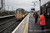 22060 0730 Heuston - Portlaoise arrives at Newbridge. Thurs 13.11.14