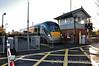 22020 passes Multyfarnham with the 1305 Connolly - Sligo. Sun 23.11.14