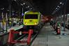 MKIV 4007 at Heuston. 2100 Heuston - Cork. Thurs 06.11.14