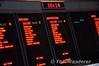 Heuston Departures board. Thurs 20.11.14