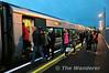 Passengers boarding 22061 + 22062 at Newbridge. 0530 Galway - Heuston. Thurs 13.11.14