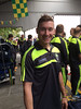 James O'Donoghue, Kerry Football team waits for the train to Clondalkin / Fonthill at Killarney. Sat 20.09.14
