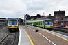 29026 and 29016 at Drogheda. Sat 06.09.14