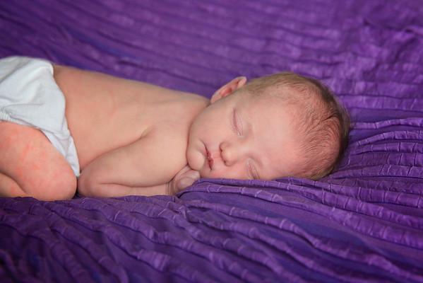 Olivia - newborn