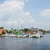waterfront scenes in washington north carolina