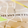 dilworth neighborhood charlotte north carolina map