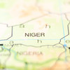 niger country on map