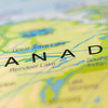 canada country on map