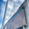 CHARLOTTE, NC, USA - October 11: Duke Energy Center on South Tryon Street onOctober 2014 in Charlotte, NC, USA.