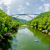 New River Bridge Scenic