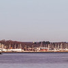 Greenwich Bay Harbor Seaport in east greenwich  Rhode Island