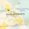philippines country on map