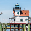 town of edenton roanoke river lighthouse in nc