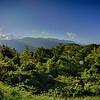 Blue Ridge Parkway National Park Sunset Scenic Mountains summer Landscape