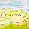 venezuela country on map