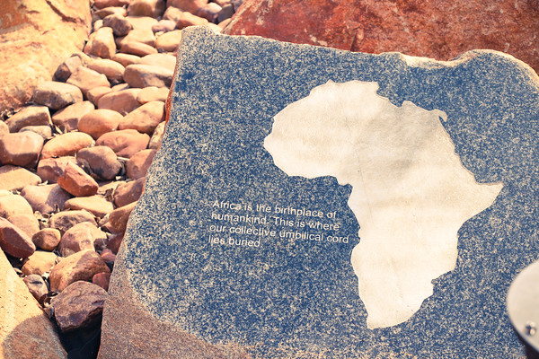 Cradle of Humankind; Johannesburg South Africa 2014