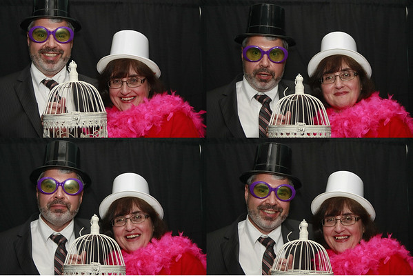 sara & steven photobooth