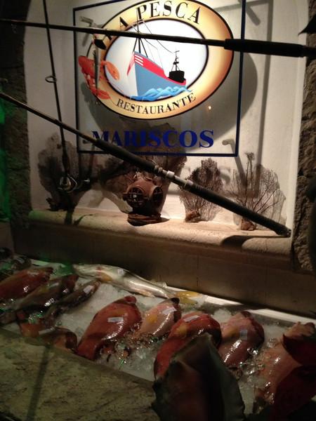 La Pesca Restaurant<br /> 2013-12-30 22.45.40