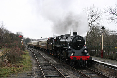 10th - 12th January 2014 East Lancs Railway