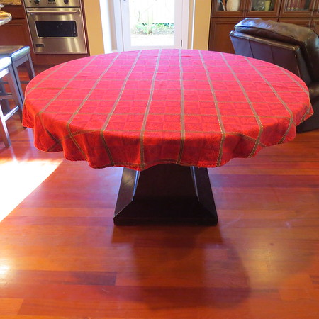 11-14-2014 Dining Table