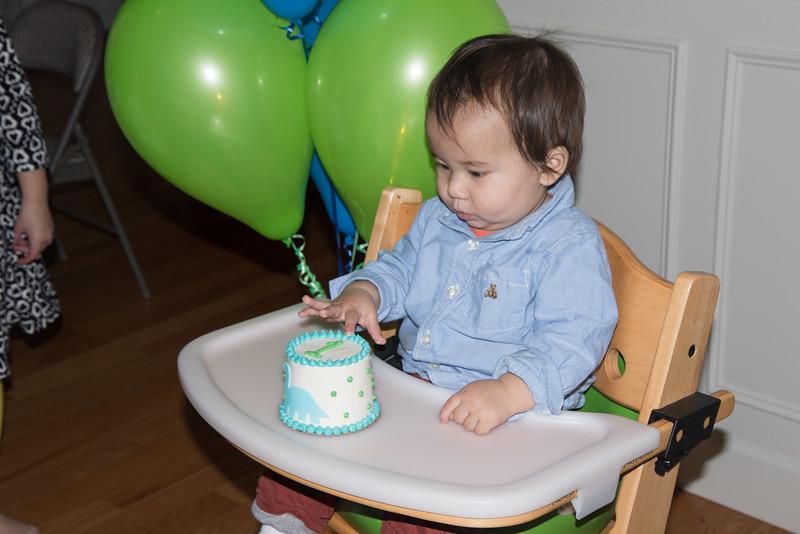 Isaac's 1st birthday-13