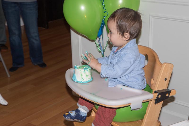 Isaac's 1st birthday-18
