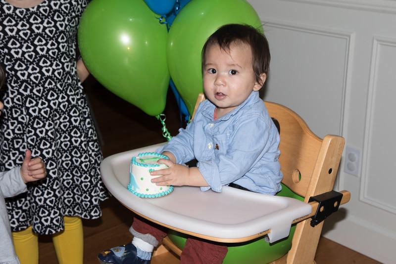 Isaac's 1st birthday-15
