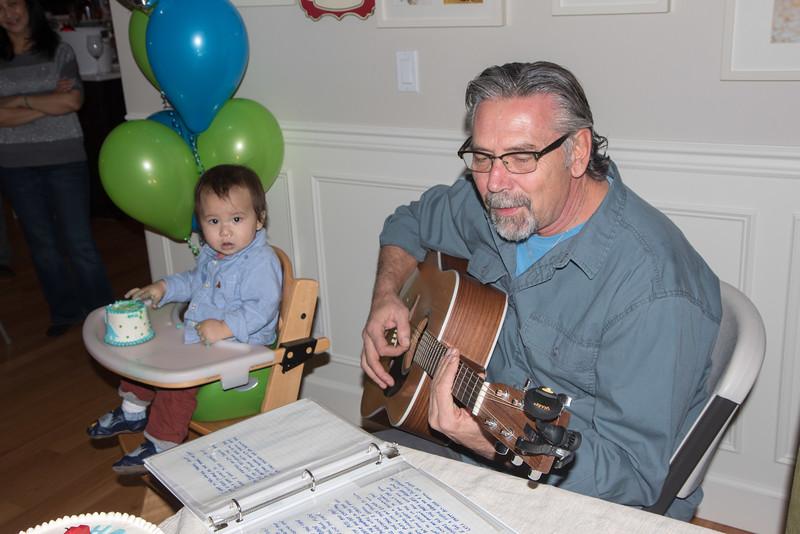Isaac's 1st birthday-16