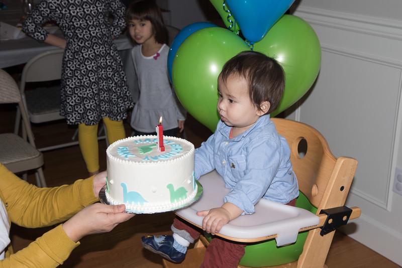 Isaac's 1st birthday-9