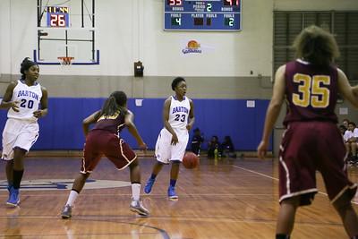 14 Basketball VS Emmanuel